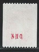 MZ--674-.  N° 1981a .  *   * ,   TTB,  ( N° Rouge 410 ) Cote 4.00 €, Voir Scan Pour Detail,