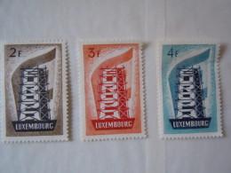 Luxembourg  Europ  , * 1956, Petites Charnières