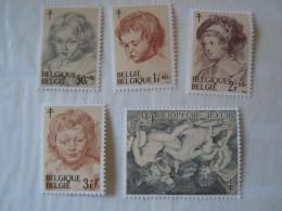 Belgique 1961 **,antituberculeux