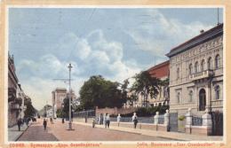 BULGARIA - SOFIA, BOULEVARD TZAR OSVOBODITEL 1913 - Bulgarie