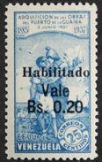 1943 VENEZUELA - Bird*