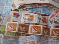 Nouvelle-Calédonie Belle Collection Neufs ** 1982/1988. Timbres En Blocs. TB. A Saisir!