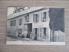 CPA 95 BOISSY L'AILLERIE ENTREE DE L'OISEAU BLEU MAISON DE VACANCES - Boissy-l'Aillerie