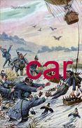 Carte Humoristique Allemande  Periode 1914 1918 ,tirage De Qualite Superieur Apres Restauration Arthur Thiele - Thiele, Arthur