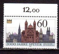 Bund 1990 Mi. 1444 ** Speyer Postfrisch (pü2648)