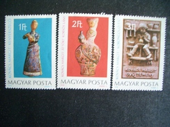 Hungary, 1978, Art Margit Kovacs Collection, Ceramics