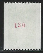 MZ--529-.  N° 1981Aa .  *   * ,   TTB,  ( N° Rouge 130 ) Cote 4.00 €, Voir Scan Pour Detail,
