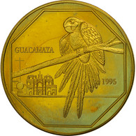 Guatemala, 50 Quetzales, 1995, Tower, SPL, Laiton, KM:3a.1 - Guatemala