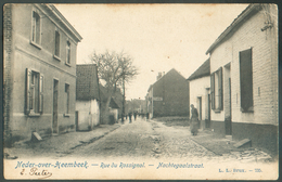 TB Carte De NEDER-OVER-HEMBEEK Rue Du Rossignol - Nachtegaalstraat -  11803 - Laeken