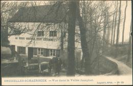 TB Carte Neuve De SCHAERBEEK Vallée JOSAPHAT -  11804 - Schaarbeek - Schaerbeek