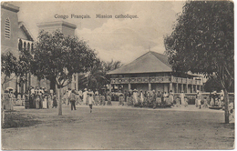CONGO Français - Mission Catholique