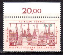 Bund 1990 Mi. 1447 ** Altstadt Lübeck Postfrisch (pü2651)