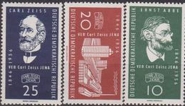 Germany DDR 1956 - Zeiss  MNH