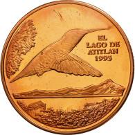 Guatemala, Quetzal, 1995, Tower, SPL, Cuivre, KM:1e.1 - Guatemala