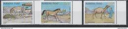 BURKINA FASO, 2010, MNH,DOMESTIC ANIMALS, CAMELS, HORSES, DONKEYS, 3v