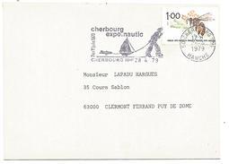FLAMME DE CHERBOURG MANCHE 1979
