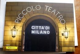 """ITALIA 2017- FOLDER UFFICIALE """"PICCOLO TEATRO CITTA' DI MILANO"""""""