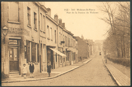 TB Carte Neuve De WOLUWE Saint PIERRE Rue De La Station  -  11808 - Woluwe-St-Pierre - St-Pieters-Woluwe