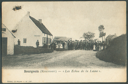 TB Carte RIXENSART BOURGEOIS Les Echos De La Lasne 1903 -  11809 - Rixensart