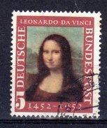Bund 1952 Mi. 148 Leonardo Da Vinci Gestempelt (2027)