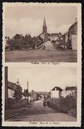 VEDRIN - MULTI VUE ---- Rue De L'église Et Rue De La Sitrée -- Animée - België