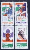 Vietnam Viet Nam MNH Perf Stamps 1989 : Birth Centenary Of Nehru (Ms561) - Vietnam