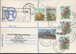 3141  Carta Africa Del Sur , South Africa,   Certificada Bucklands 1980 - África Del Sur (1961-...)