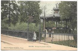 TROYES - Kiosque Du Jardin Du Rocher - Troyes