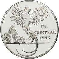 Guatemala, 10 Quetzales, 1995, Tower, SPL, Aluminium, KM:2d.2 - Guatemala