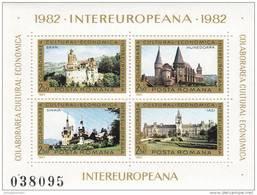 Rumanía HB 153 Y 154