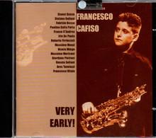 # Jazz CD: Francesco Cafiso - Very Early! - Jazz