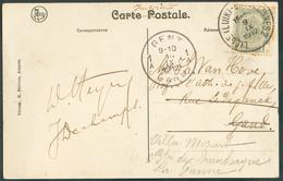 CP Obl. Sc Ambulant LIEGE-ERQUELINNES 2 - 11818 - Postmark Collection