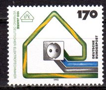 Bund 1993 Mi. 1648 ** Postfrisch (8295)