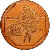 Guatemala, 50 Quetzales, 1995, Tower, SPL, Cuivre, KM:3e.2 - Guatemala