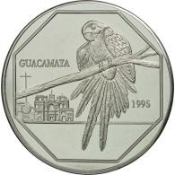 Guatemala, 50 Quetzales, 1995, Tower, SPL, Aluminium, KM:3d.2 - Guatemala