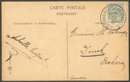 CP Obl. Sc Ambulant ADINKERKE-GENT(GAND) * - 11820 - Postmark Collection