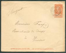 EP Obl. Sc Ambulant BRUXELLES-VERVIERS 2 Vers Verviers- 11824 - Postmark Collection