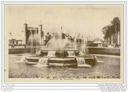 BRUXELLES - Exposition De 1935 - Vue D'ensemble - Expositions