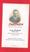 Généalogie ... Décès De Joseph LEMONNIER ... Militant Jaciste ... 1945 ... Jeunesse Agricole Catholique ... - Décès