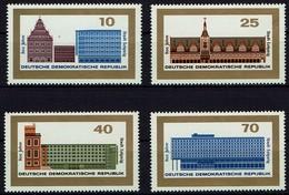 DDR 1965 - MiNr 1126-1129 - Stadt Leipzig - Ungebraucht