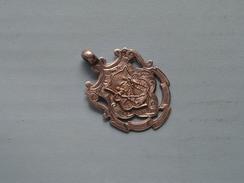 HOCKEY 1920 ( Garrison ) SECUNDERABAD ( Silver - 7 Gr. ) ( Details Zie Foto ) ! - Jetons & Médailles