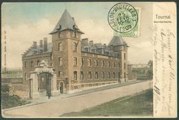 CP Obl. Sc Ambulant ARLON-BRUXELLES 1 Vers Relais De LIERNU * - 11829 - Postmark Collection