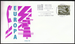 Luxembourg 1962 / European Telecomunications / FITCE