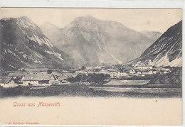 Gruss Aus Nassereith       (A-37-150106) - Austria