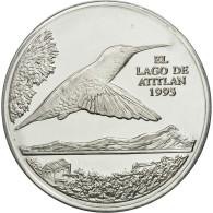 Guatemala, Quetzal, 1995, Tower, SPL, Aluminium, KM:1d.1 - Guatemala