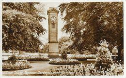 Clock Tower, Jephson Gardens - Royal Leamington Spa - Angleterre
