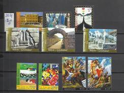 COLECCION 17  O.N.U LOTE NACIONES UNIDAS SEDE VIENA NUEVO MNH ** 2004  18,00€  SERIES COMPLETAS.,VENDO CON 75 DE DE