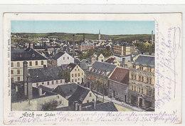 Asch Von Süden - Oesterr.Frankatur - 1901      (A-37-150106) - Repubblica Ceca