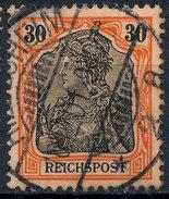 GERMAN REICH 1900 30pf REICHSPOST  Used Lot#11