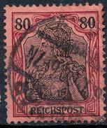 GERMAN REICH 1900 50pf REICHSPOST  Used Lot#27